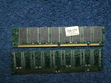 SDRAM PC100 Siemens HYS64V8200GU-8 64gb for Compaq and another unbranded stick