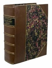 Sir Graves Champney Haughton / DICTIONARY BENGALI And SANSKRIT Explained 1st ed