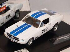 """Carrera 1:32 27450 Ford Mustang GT"""" #289"""" Scalextric Comp: Entièrement neuf dans sa Boîte: GRATUIT UK ENVOI"""