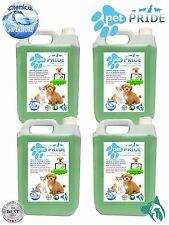 4 x 5l ORGOGLIO Pet canile, gattile DISINFETTANTE, PULITORE, Deodoriser-Floreale