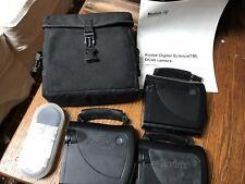 3 Kodak Dc Dc40 Digital Cameras - Parts Or Repair Plus Lens Kit Instructions