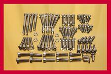 YAMAHA VIRAGO XV 1000/TR 1-STAINLESS STEEL Bolt-KIT PEZZI MOTORE COVER ENGINE