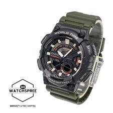 Casio Standard Analog Digital Watch AEQ110W-3A