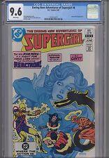 Supergirl ( Daring New Adventures of) #8 CGC 9.6 Marvel  1983 NEW FRAME  Comic