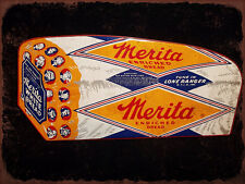 Merita bread Rectangle High Quality Metal Magnet 3 x 4 inches 9392