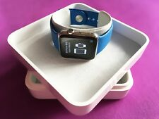 """Apple Watch 42mm 316L A1554 Edelstahl """"Stainless Steel"""" Saphire Retina Display"""