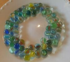 Vintage Mixed Marbles Lot 66 pre 1960
