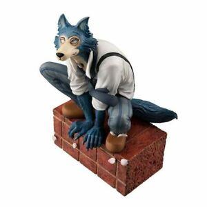 Legoshi Big tail wolf Figurine Model Toy Beastars Anime Action Figure Doll PVC