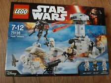 Lego Star Wars 75138 Hoth Attack - New, Sealed, Great Condition - Retired!