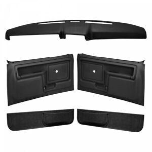 Coverlay 12-108CN Black For Ford Bronco Interior Kit No Power