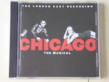 Chicago The Musical The London Cast Recording - Ruthie Henshall 1998 CD