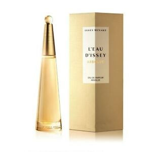 Issey Miyake L'Eau D'Issey Absolue 90ml EDP (L) SP Womens 100% Genuine (New)