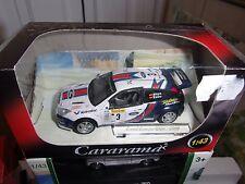 FORD FOCUS 2000 WRC 1/43° CARARAMA NEUVE EN BOITE MOYA SAINZ RALLYE MONTE CARLO