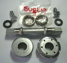 NOS Sugino chain wheel bottom bracket set MW68 BB-NJS s2b us