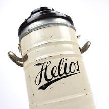 Alter Thermobehälter HELIOS Glaseinsatz Bakelit Industriedesign Shabby Chic Deko
