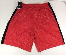 Nike Fly Hyper Flash Print Dri-Fit Shorts.. Red/ Black.. Size XXL.. MSRP: $40