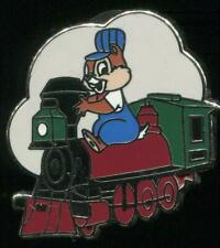 PWP Collection Train Conductor Chip Disney Pin 103340