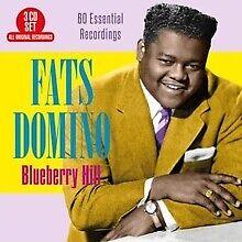 Fats Domino 60 Essential Recordings Remastered 3 CD Digipak NEW