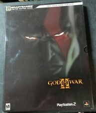 God of War II BradyGames Limited Edition Strategy Guide PlayStation 2