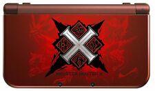 NEW Nintendo 3DS LL Monster Hunter Cross X special pack Japan EMS Shipping