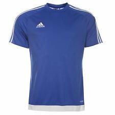 Hombre Adidas Estro 15 Climalite Camiseta de Manga Corta Fútbol Talla S M L XL