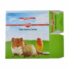 """LM Kaytee Take Home Carrier Large (9""""L x 5""""W x 5""""H)"""