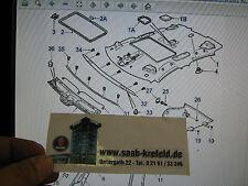 Saab 9-3 Limousine original Dachhimmel Verkleidung Dachhimmel