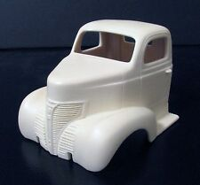 NB284 1/25th scale, Jimmy Flintstone, '39 Dodge resin Customized Cab Over