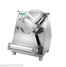 STENDIPIZZA A DUE COPPIE DI RULLI mm 320 INCLINATI Professionale Stendi Pizza MF