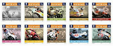 isle of Man 2011 motorraces  Man TT  serie 8w    postfris/mnh