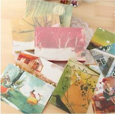 Lot of 30 Aestheticism Beautiful FAIRY TALE Postcards Post cards  Free shipping