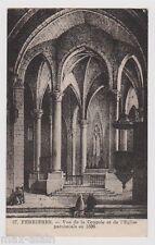 """CPA """" FERRIERES - Vue de la Coupole et de l'Eglise paroissiale en 1836"""
