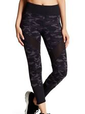 Threads 4 Thought Bellatrix Leggings Black Camo Large Yoga Pant  NWT