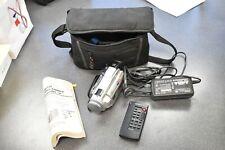 "Sony Dcrtrv18 MiniDv Digital Handycam Camcorder w/ 2.5"" Lcd. Mpeg,"