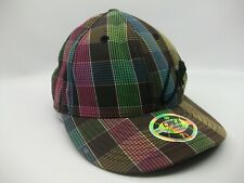 Circa Hat 7 3/8 Multi Color Fitted Full Back Baseball Cap