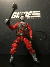 Custom GI Joe Classified 6? Firefighter Barbecue