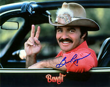 REPRINT - BURT REYNOLDS 2 autographed signed photo copy