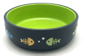 Keramik Napf für Katzen und andere Tiere, Fressnapf, Futternap,  Wassernapf