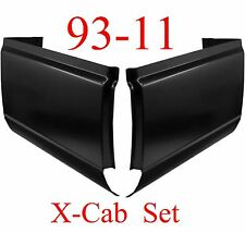 93 11 Extended Cab Corner Set, Ford Ranger, Rust Repair, Left & Right Sides