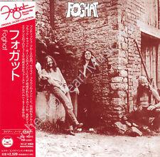 FOGHAT SELF TITLED CD MINI LP OBI Roger Earl Dave Peverett Tony Tony Stevens new