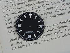 Dial for ETA 2836 ETA 2824 movement Explorer style 29.3mm