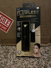 Finishing Touch Flawless Facial Hair Remover BRAND NEW 18K Gold Plated