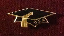 Vintage Gold & Enamel Pi Sigma Alpha ΠΣA Honor Society Pin