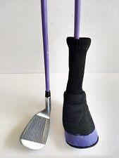 Set Of 2 RAM Tour Junior Golf Clubs Short Iron 8/9 & 21° Fairway Hybrid - Junior