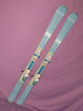 HEAD MYA 6 women's all mountain skis 163cm with MYA 10 adjustable ski bindings ~