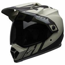 Bell MX-9 Adventure MIPS 2020 Dash Sand / Brown / Grey Motorbike Helmet