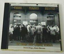 Chicago Youth Symphony Orchestra BARBER PROKOFIEV BERNSTEIN CD