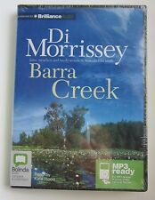 Barra Creek by Di Morrissey UNABRIDGED MP3 CD audio book