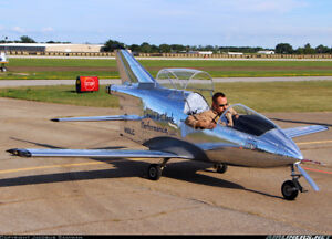 60 inch  Bede BD-5  Micro Jet   Scale RC model AIrplane Plans