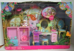 2007 BARBIE The Island Princess - Furniture Playset - with Tallulah (Open Box)